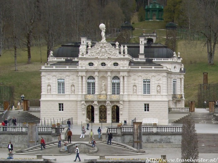 palace in europe