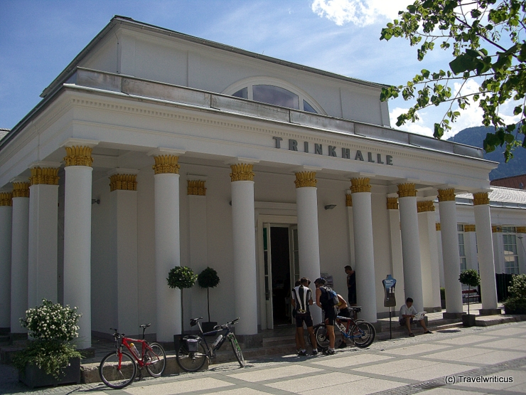 Trinkhalle in Bad Ischl